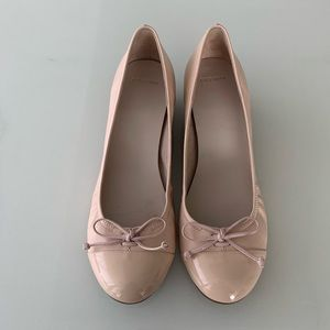 Cole Haan Tali Bow Wedges